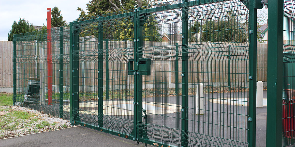 Commercial Fence Installations | Ringwood Fencing | Cheshire