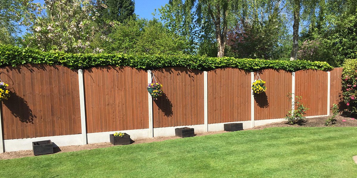 Domestic Fencing Installations