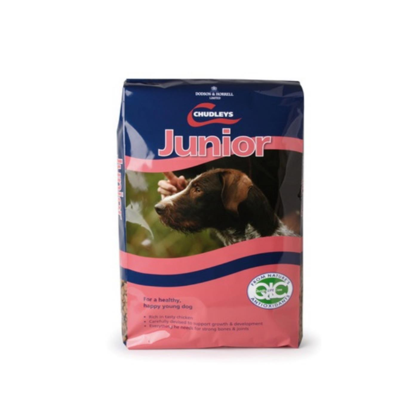 Chudleys Puppy Junior Dog Food  Kg