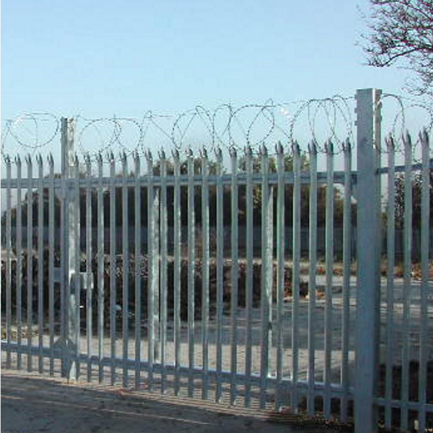 Razor Wire | Perimeter Security Cheshire | Ringwood Fencing
